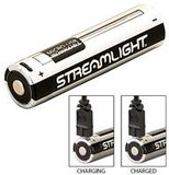 USB Oplaadbare Li-ion 18650 batterij Streamlight